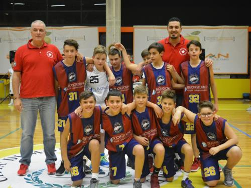 Inizia l'avventura dell'Under 14 alle Final Six regionali