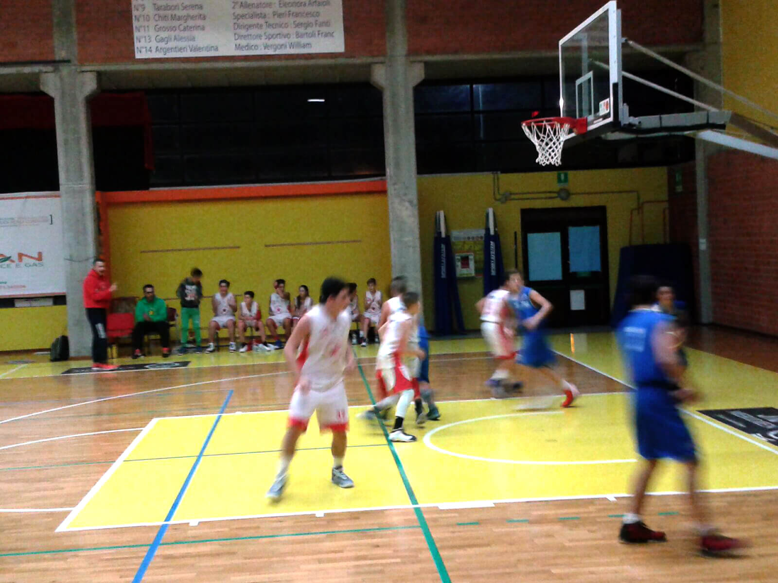 U14: Shoemakers Youth a segno contro Vaiano