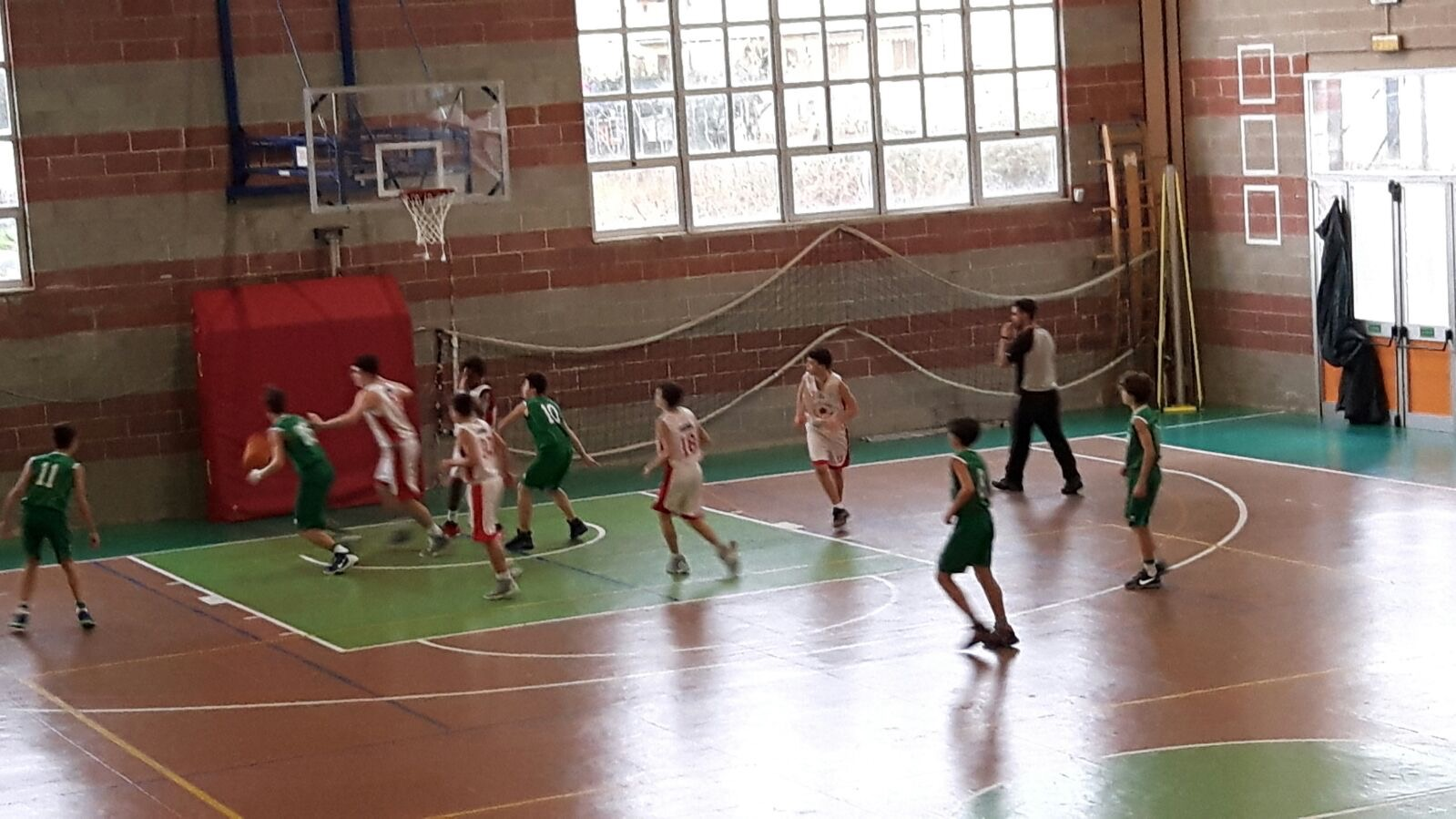 Under 13: Shoemakers di impeto contro l'Endas