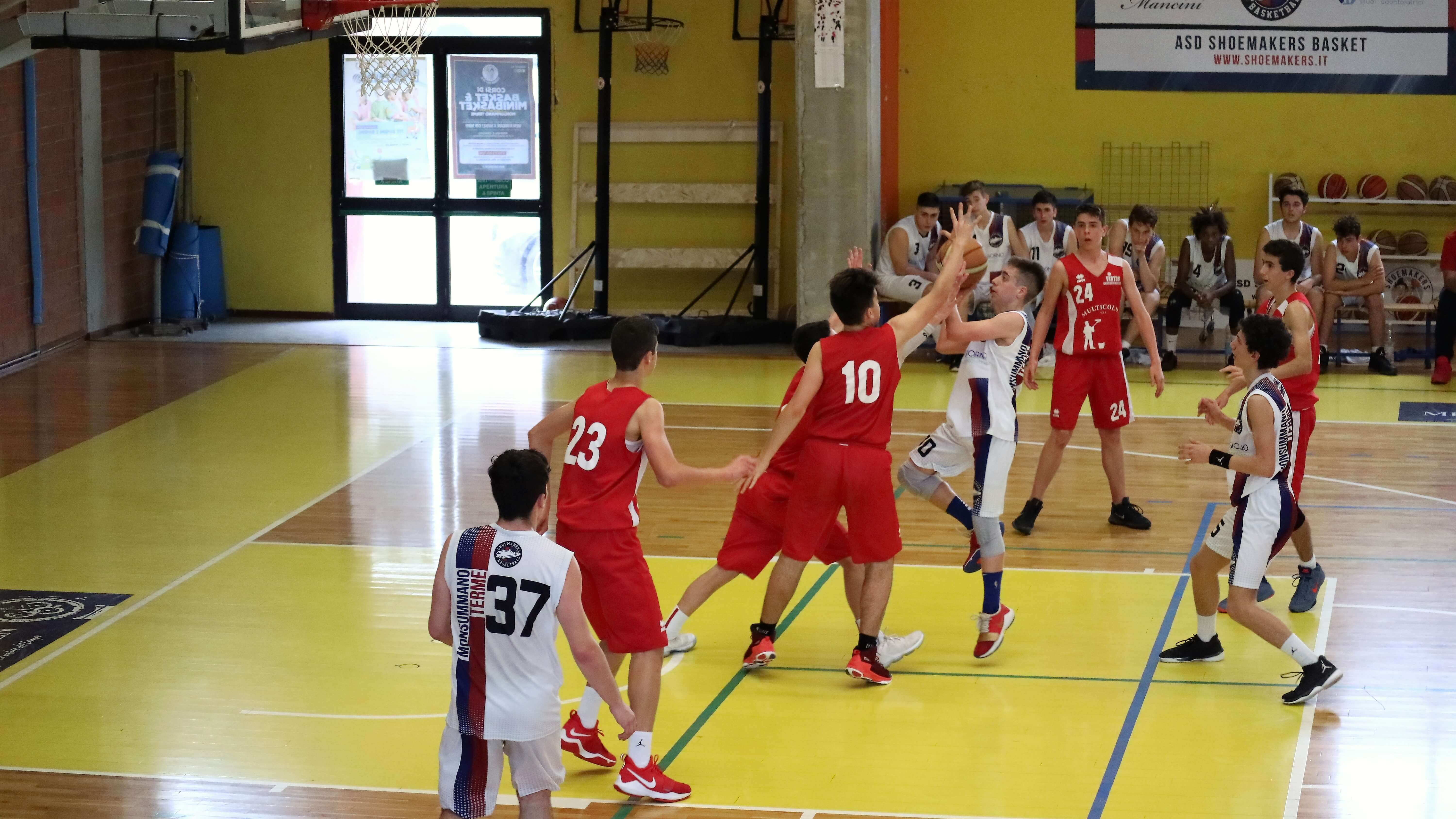 U16: Shoemakers in crescendo, battuta anche Certaldo