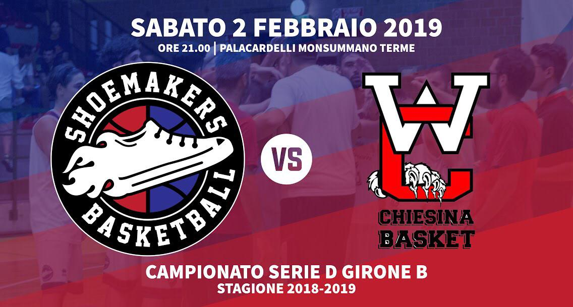 Ultimo derby stagionale al PalaCardelli: Arriva il Chiesina Basket